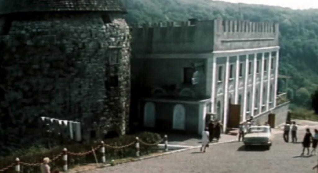 Где снимали фильм «Опасно для жизни»