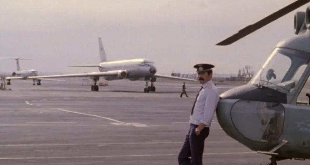 На каком самолёте и вертолёте летал Валико из «Мимино»