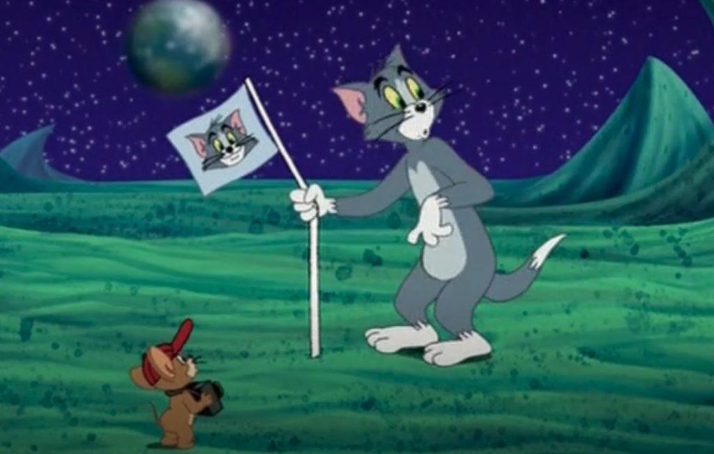 Как менялись Том и Джерри