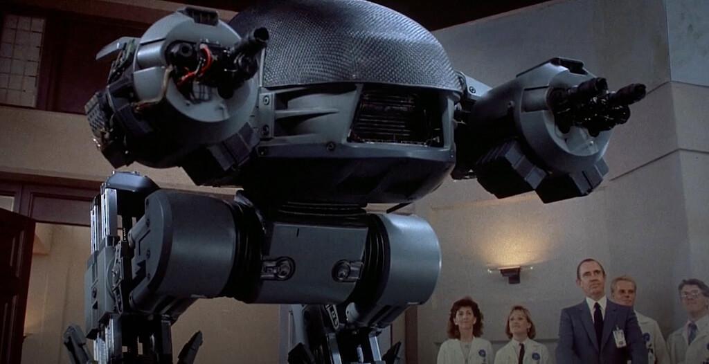 Первый Робокоп