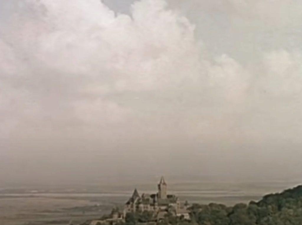 Город из фильма «Тот самый Мюнхгаузен»