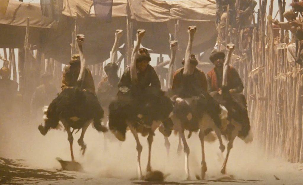 Как Дисней делали фильм по игре и у них даже получилось. «Принц Персии»