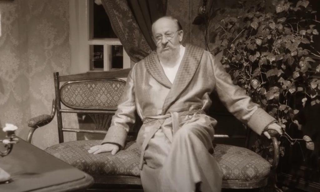 Где жил профессор Преображенский