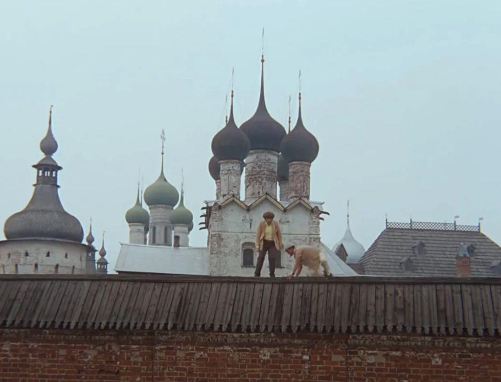 «Иван Васильевич». Где на самом деле были сняты палаты Ивана Грозного