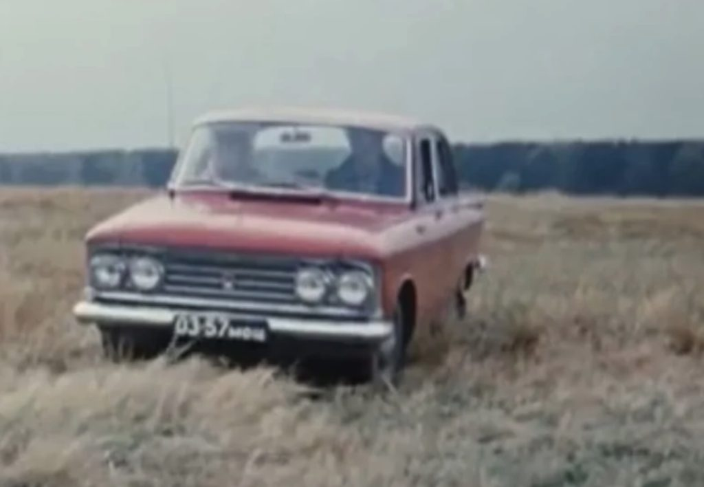 «Москвич 408» — легенда советского времени. Как одна машина сыграла сразу в двух фильмах